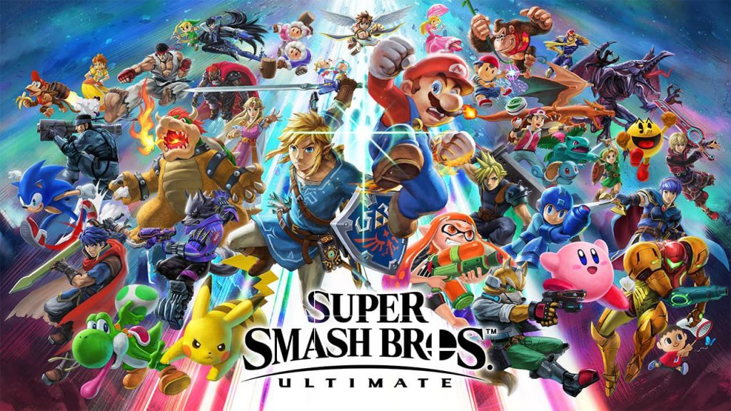 game of the year 2018, super smash bros ultimate, game of the year, game of the year rumor, new games, newest games, latest games, video game news, gaming news, game of the year news, goty 18, goty