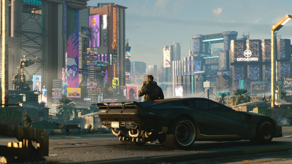 Cyberpunk 2077, cd projekt red, cyberpunk 2077 news, video game news, cyberpunk 2077 red dead quality, cyberpunk, cyberpunk 2077 releasev