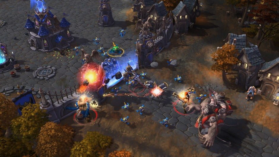 Heroes of the storm, blizzard, blizzard news, heroes of the storm news, video game news, gaming news, latest games, gigamax, gigamax games, blizzard entertainment