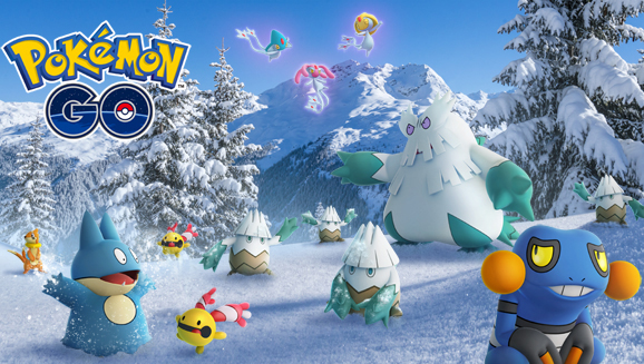 pokemon go winter event, pokemon go, pokemon go event, pokemon go news, mobile gaming, mobile games, video game news, mobile game news