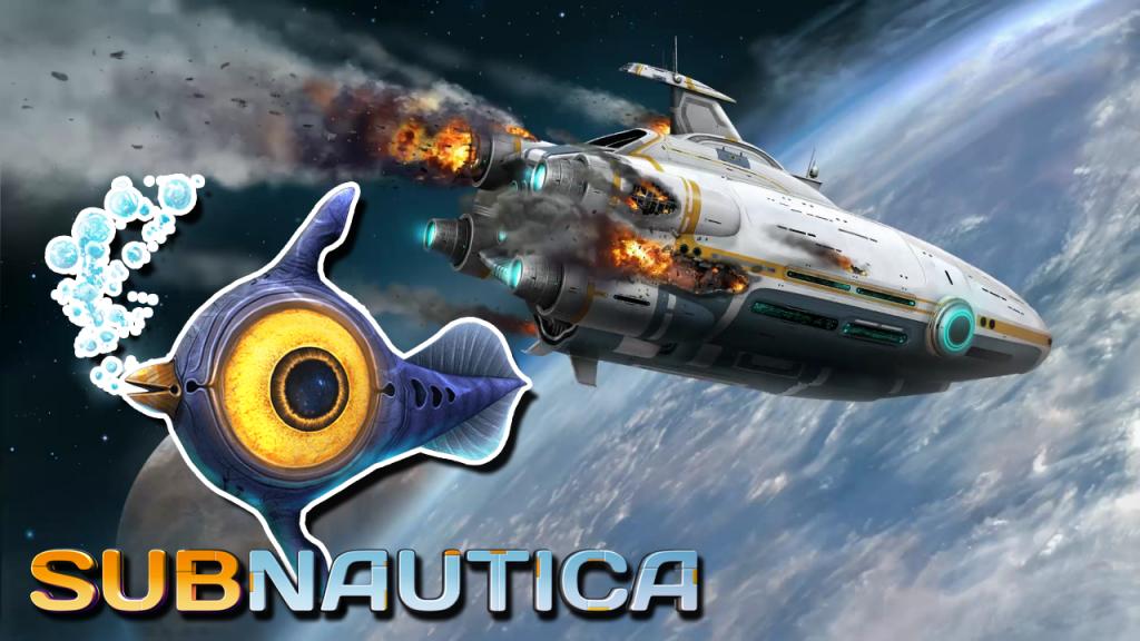 Subnautica, Subnautica Youtube, Subnautica gameplay, subnautica leviathan, reaper leviathan, gigamax, gigamax games, gigamax youtube