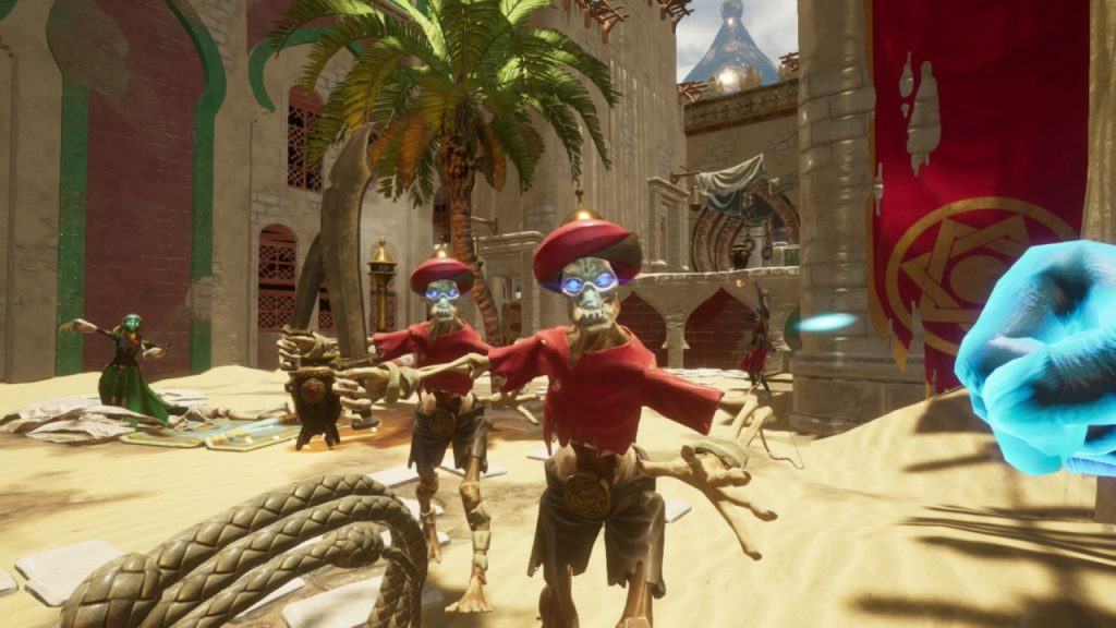 City of Brass, Uppercut Games, City of Brass Switch, video game news, latest gaming news, newest games, indie games, indie developers