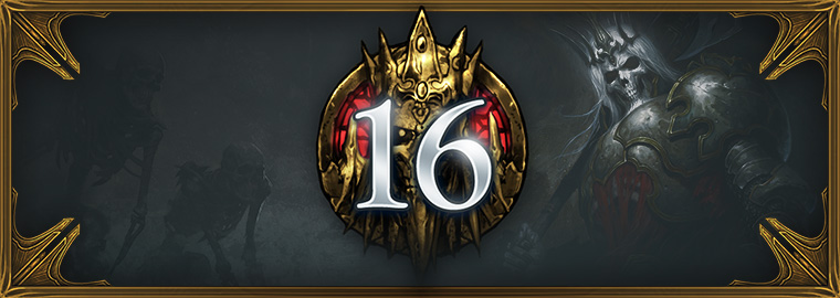 Diablo 3, diablo 3 news, diablo 3 season 16, d3 season 16, d3, pc gaming, ps4, xbox one, playstation 4, gigamax, gigamax games
