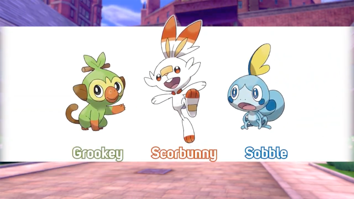 Gamefreak, pokemon, pokemon company, Pokemon sword, pokemon shield, new pokemon, nintendo, nintendo switch, Grookey, scorbunny, sobble, gigamax, gigamax games, pokemon news, pokemon games, new pokemon, pokemon switch