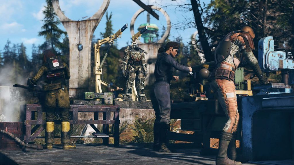 Fallout 76 Patch 6: Better Servers, Less Springs and More