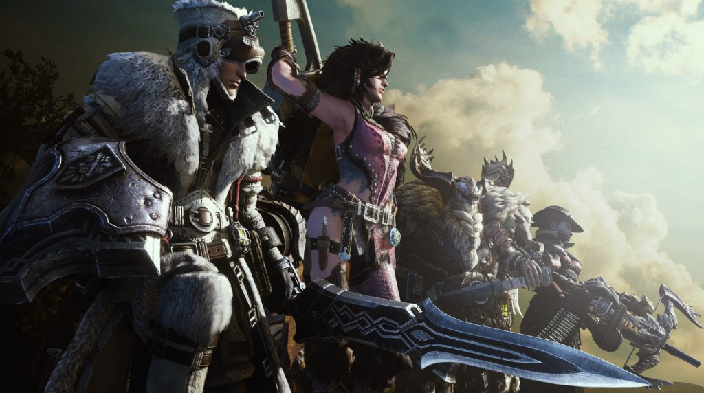 Monster Hunter World, the witcher, monster hunter world witcher event, monster hunter world news, the witcher event, monster hunter world events, gigamax, gigamax games, video game news