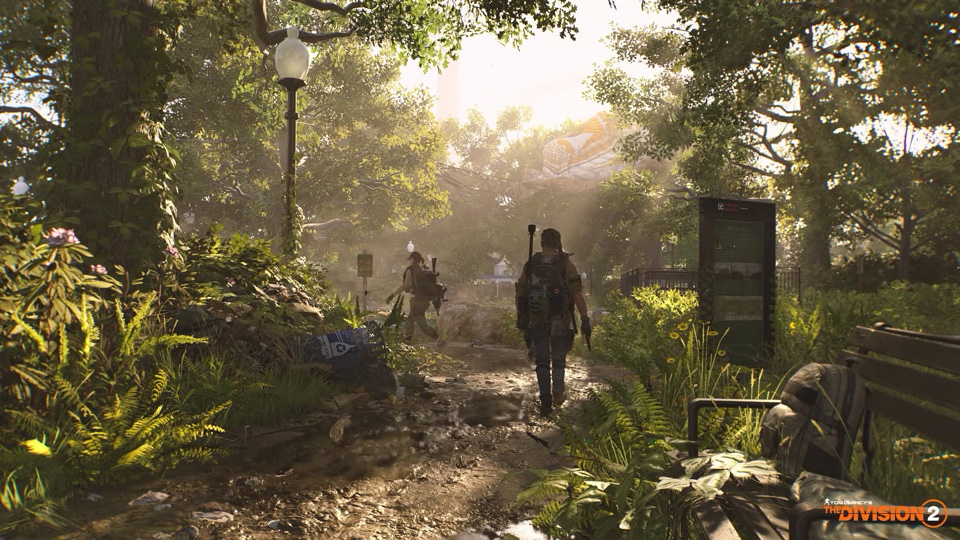 The Division 2 Has Massive Day One Update