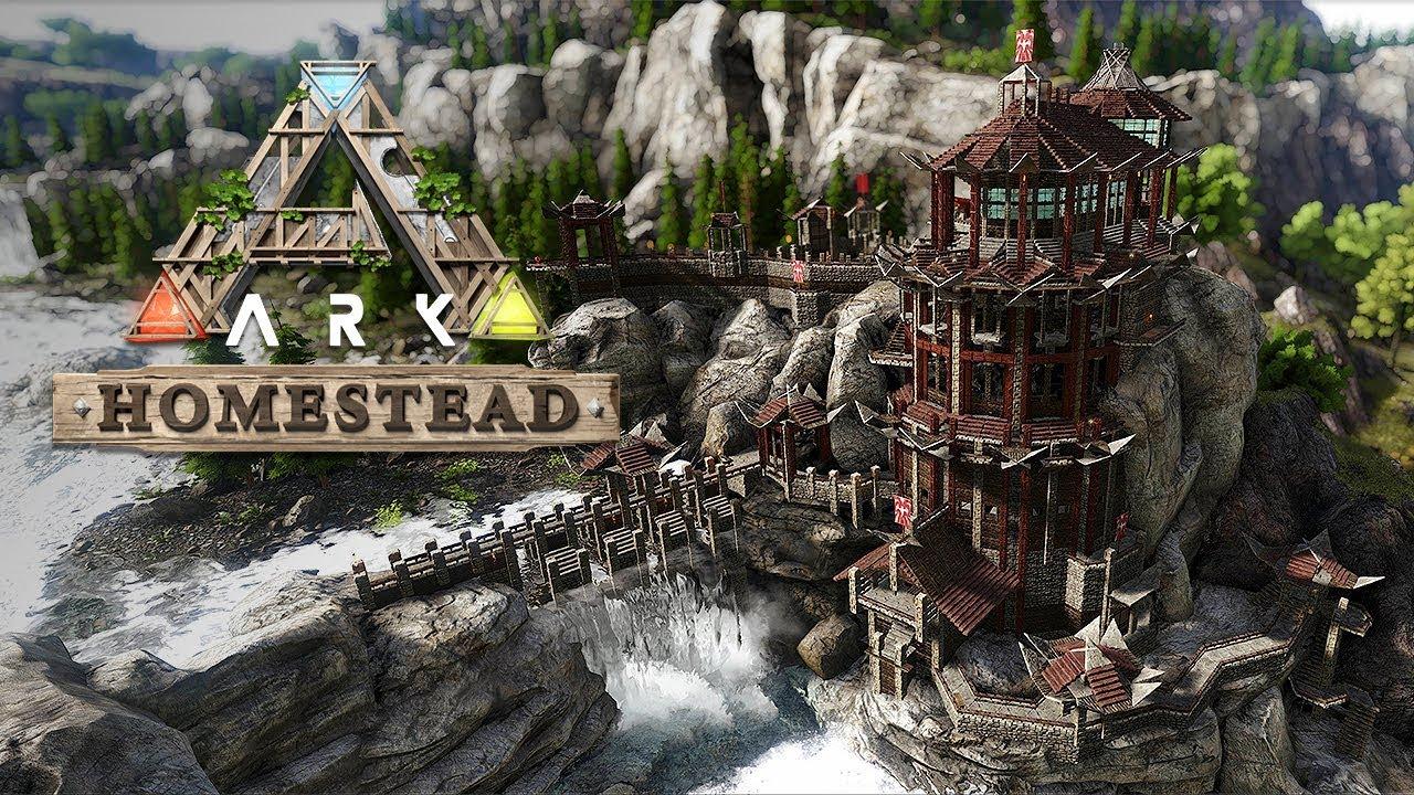 ARK: Survival Evolved Homestead Update and Kibble Improved