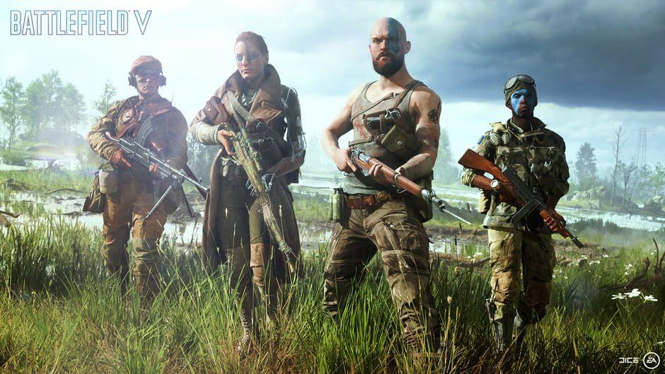 Video Leaks Battlefield V's Battle Royale Mode