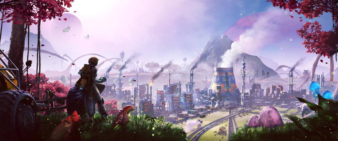 Satisfactory Review: A Factory Sandbox on an Alien Planet
