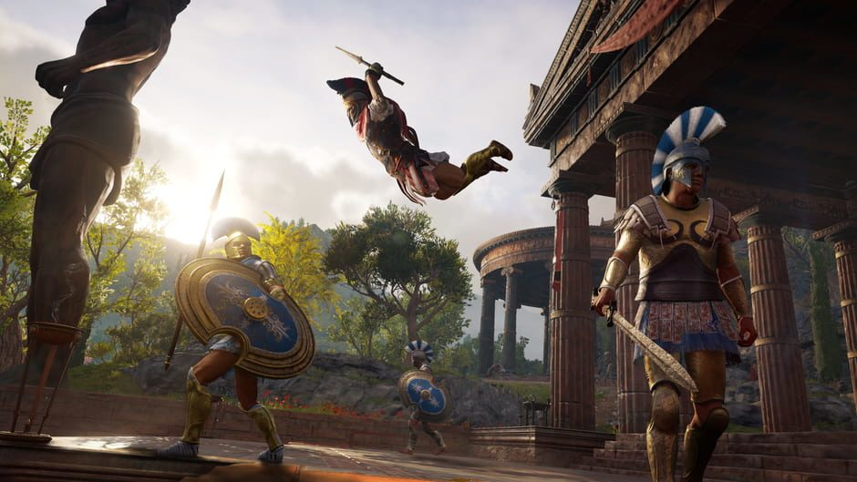 Ubisoft Bans XP Farming In Assassin's Creed Odyssey Creator Mode Missions