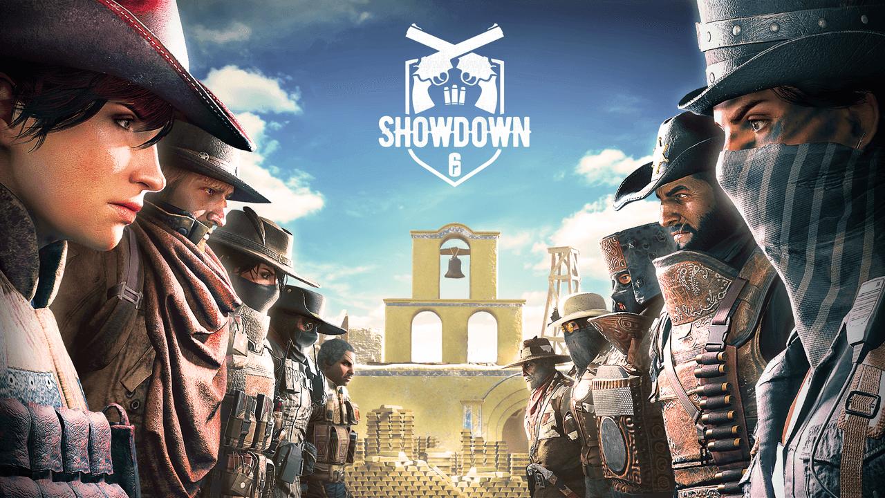 Rainbow Six Siege Cowboy Showdown: New 3v3 Event Live Now