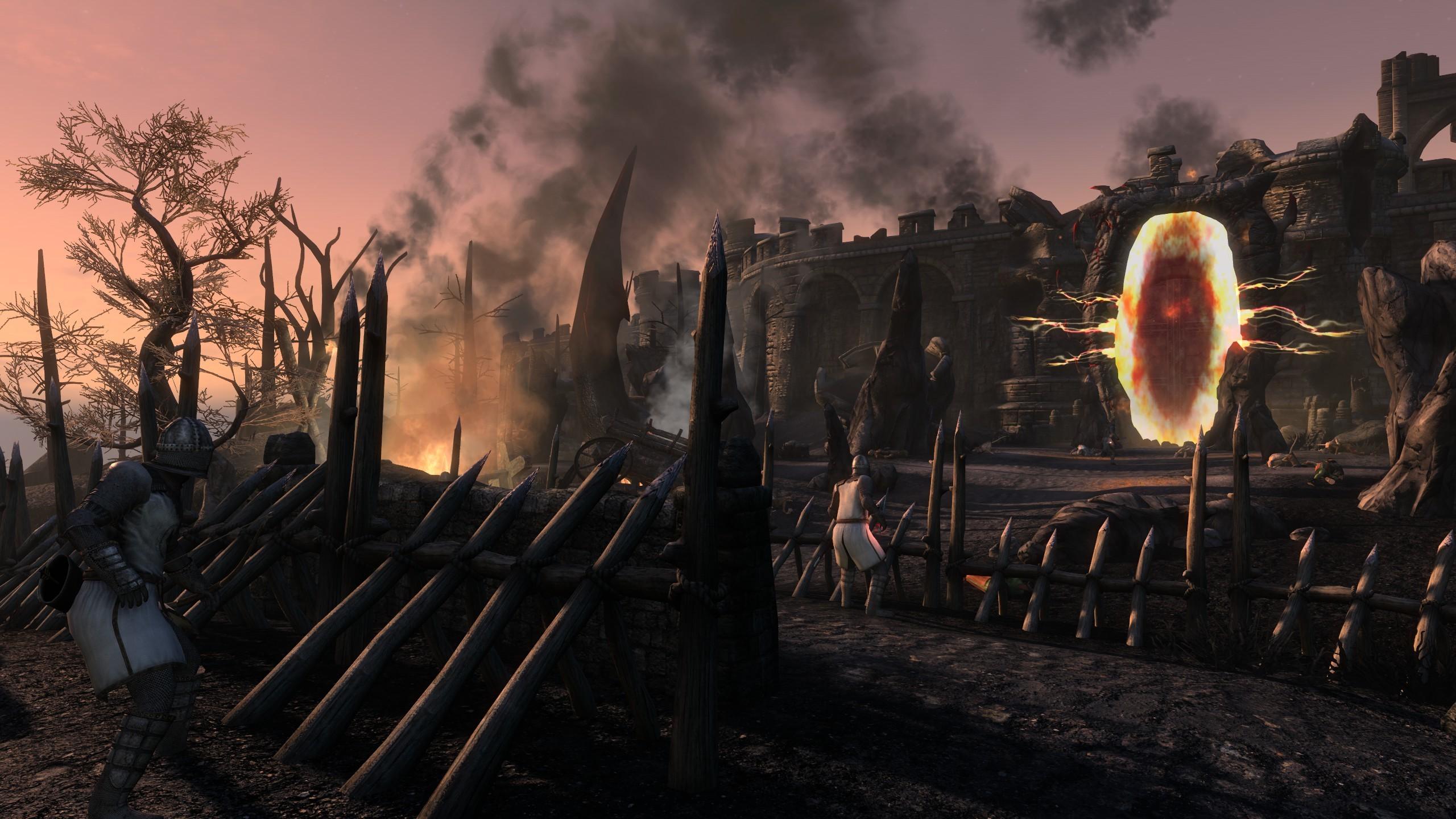 Fans Recreating The Elder Scrolls IV: Oblivion in Skyrim Engine
