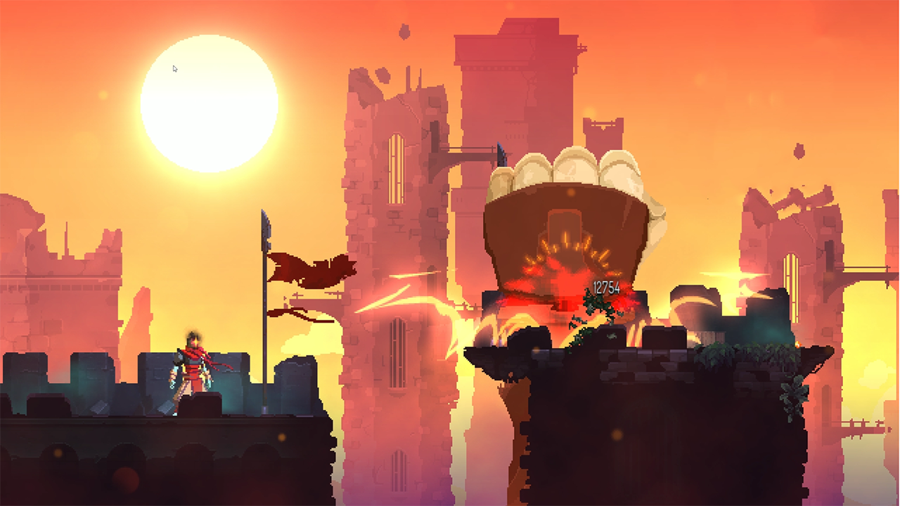 Who's the Boss? Dead Cells Update Goes Live