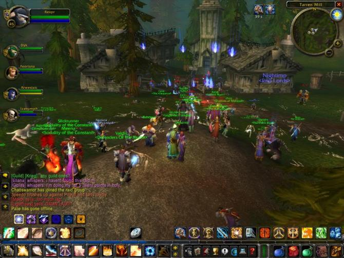 world of warcraft classic, wow classic, world of warcraft classic review, wow classic review, wow classic 40 man raid